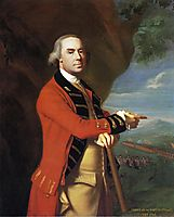 Portrait of General Thomas Gage, 1769, copley
