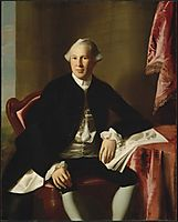 Portrait of Joseph Warren, c.1765, copley