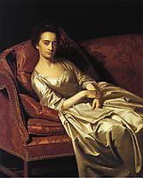 Portrait of a Lady, 1771, copley