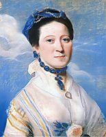 Portrait of Mrs. George Turner, c.1767, copley