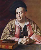 Portrait of Nathaniel Hurd, 1766, copley