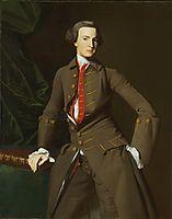 Portrait of the Salem, copley