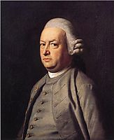 Potrait of Thomas Flucker, 1771, copley