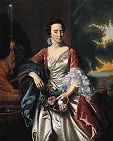 Rebecca Boylston, 1767, copley