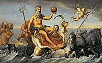 The Return of Neptune, c.1754, copley
