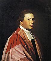 Reverend Myles Cooper, 1769, copley
