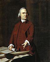 Samuel Adams, c.1772, copley