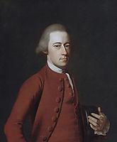 Samuel Verplanck, 1771, copley