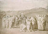 Study for The Ascension, 1774, copley