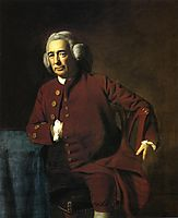 Sylvester Gardiner, c.1772, copley