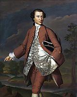 Theodore Atkinson Jr, 1758, copley