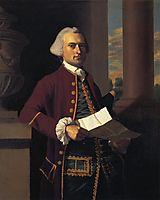 Woodbury Langdon, 1767, copley