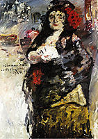 Carmencita, 1924, corinth