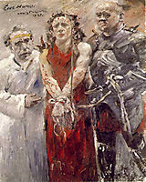 Ecce Homo, 1925, corinth