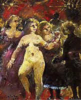 The Fair Imperia, 1925, corinth