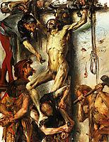 The Large Martyrdom, 1907, corinth