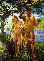 Paradise, 1911, corinth