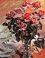 Pink Roses, 1924, corinth