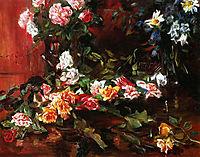Roses, 1910, corinth