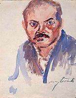 Self-Portrait, 1916, corinth