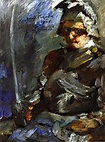 Thomas in Armor, 1925, corinth