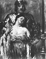 The Victor, 1910, corinth