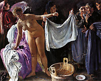 Witches, 1897, corinth