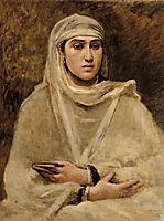 Algerian Woman, c.1873, corot