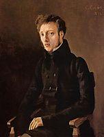 Toussaint Lemaistre, Architect, 1833, corot