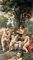 Allegory of the Vices, 1530, correggio