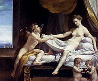 Danae , 1531, correggio