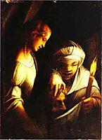 Judith, 1514, correggio