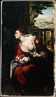 Lucretia, correggio