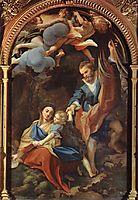 Madonna della Scodella, 1530, correggio