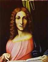 Salvator Mundi, c.1515, correggio
