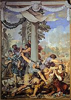 The Age of Iron, 1641, cortona