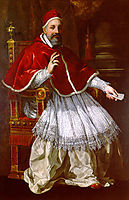 Pope Urbanus VIII (Maffeo Barberini), 1627, cortona