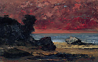 After the Storm, 1872, courbet