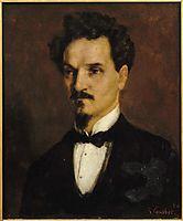 Henri Rochefort , 1874, courbet