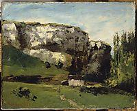 Landscape of Franche Comté, courbet