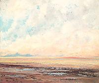 Marine, 1865, courbet