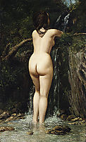 The Source, courbet