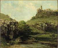 The Source at Ornans, 1873, courbet