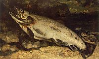 The Trout, 1872, courbet