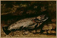 The Trout, 1873, courbet