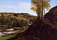 Valley of Ornans, 1858, courbet
