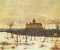 View of Neuenburger, c.1875, courbet