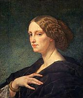 Portrait of a Lady, 1852, couture