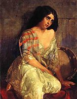 Tzigane (Gipsy Woman), couture