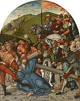 Christ Carrying the Cross, 1538, cranach